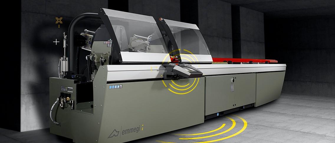 Precision TS2: Macchine evolute per la nuova officina 4.0