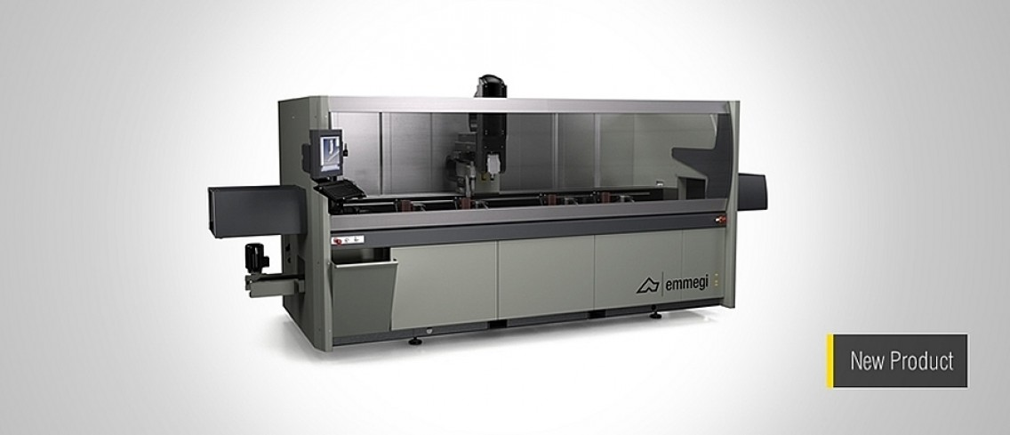 Phantomatic M4 L 4-Axis CNC Machining Center