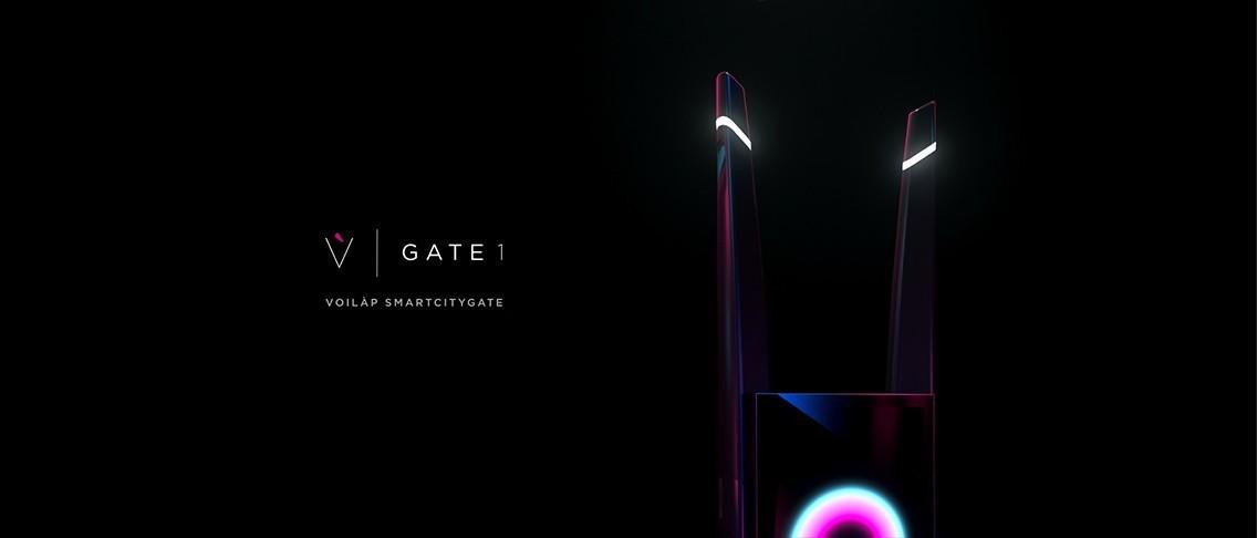 Voilàp unveils Smart City Gate @SCEWC19