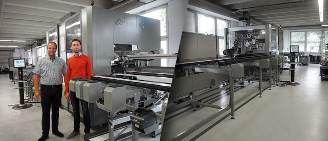 Erneute Investition bei der Hans Timm Fensterbau GmbH & Co. KG