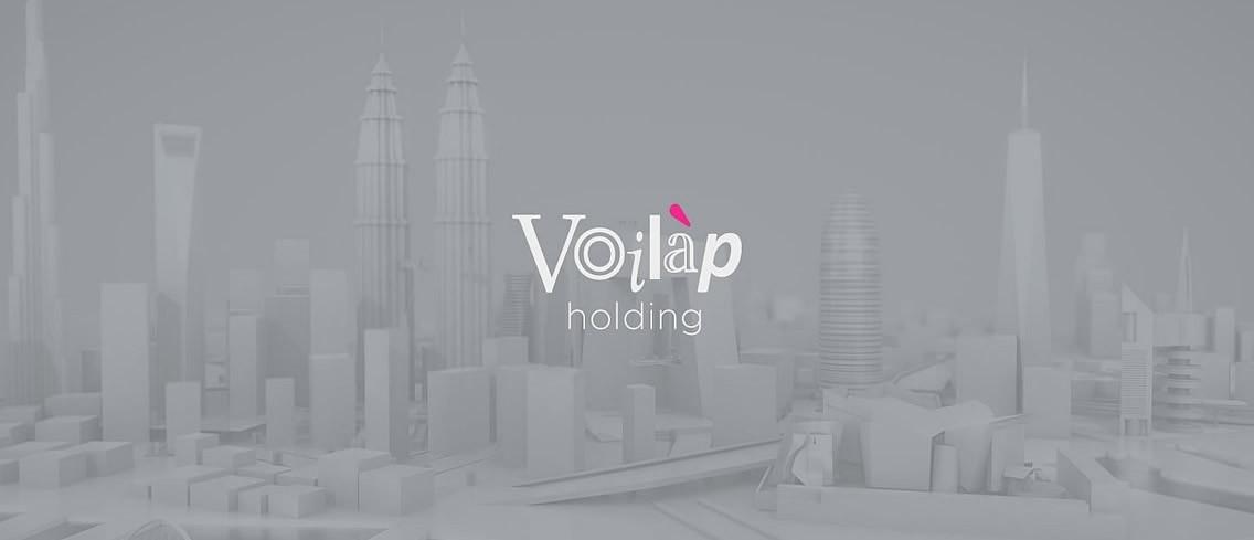 Voilàp holding is born