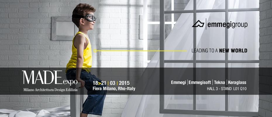 Emmegi Group - Made Expo 2015
