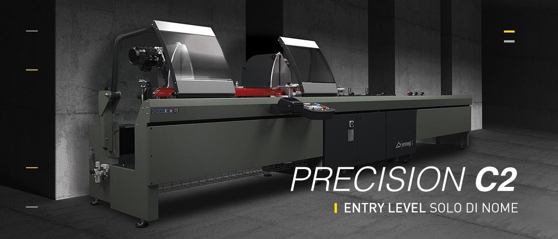Precision C2 Entry level solo nel nome