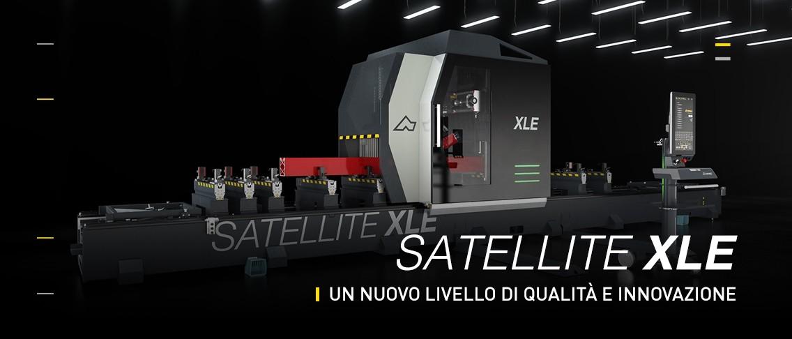 Emmegi:  The Top Satellite XLE