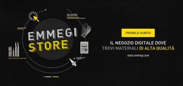 Emmegi Store: Il Negozio digitale dove trovi materiali di alta qualità Emmegi