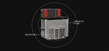 Scopri la Controsagoma Magnetica e Registrabile Emmegi