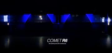 L'officina del domani con i modelli Comet R6 archivio news Emmegi