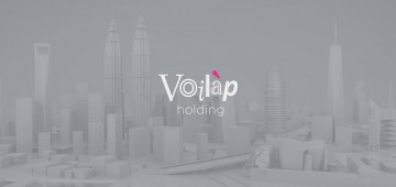 Voilàp Holding is established