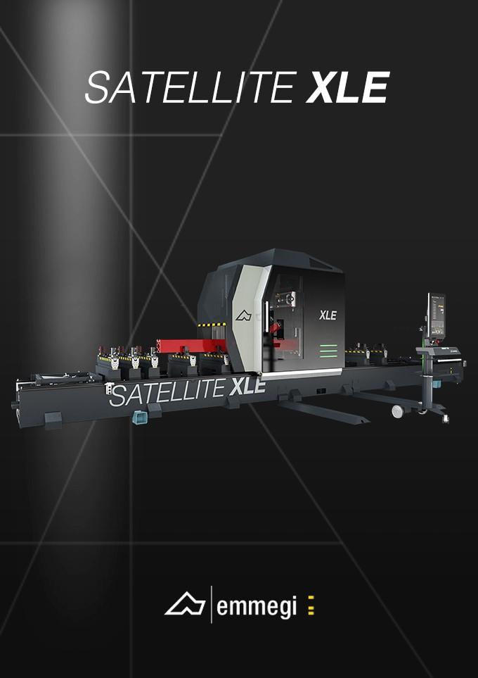 Satellite XLE
