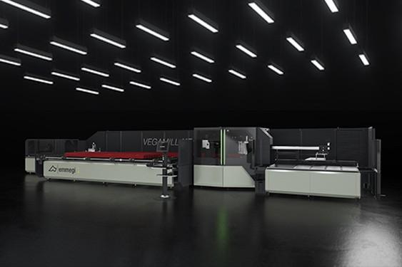 Bearbetningsmaskiner Vegamill HB Emmegi