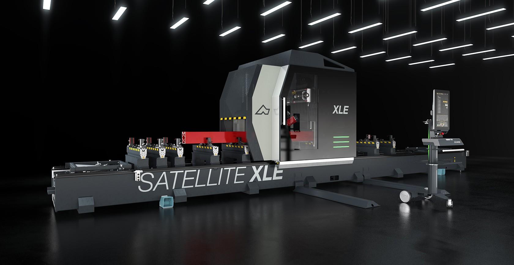 Emmegi - Satellite XLE