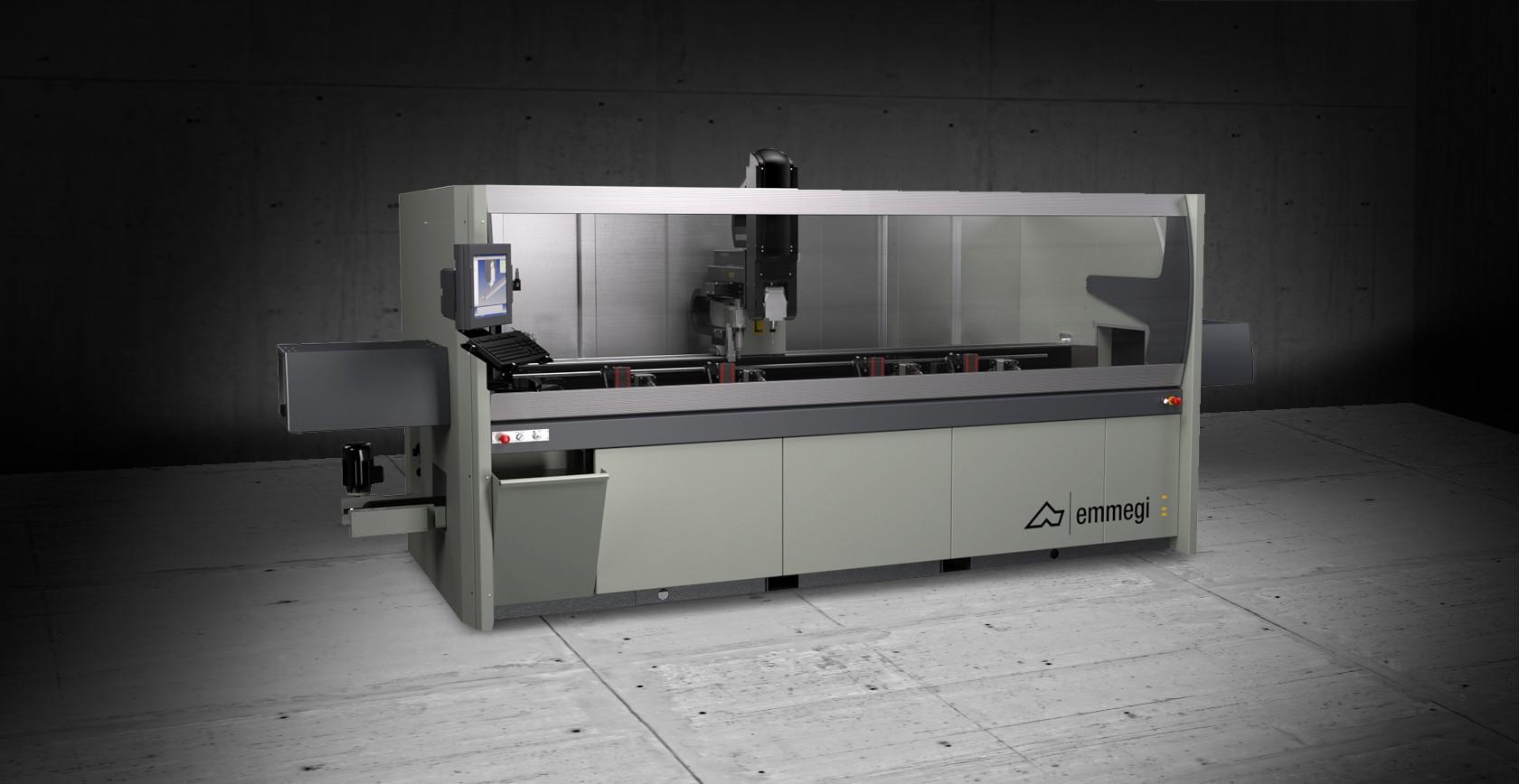Emmegi  Phantomatic M3