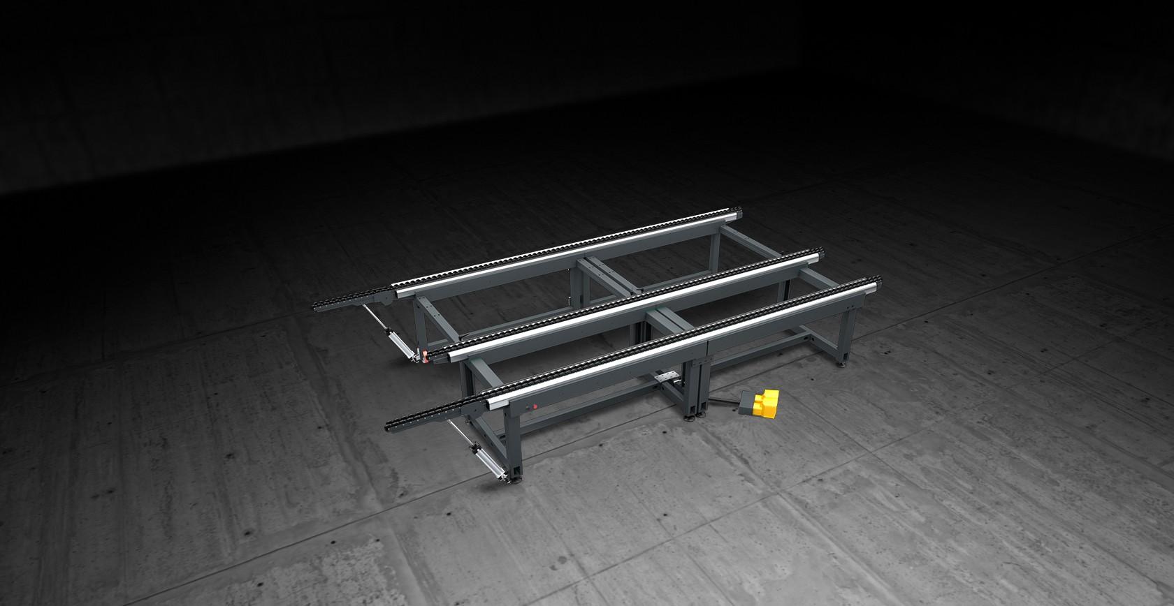 Emmegi Module Bench