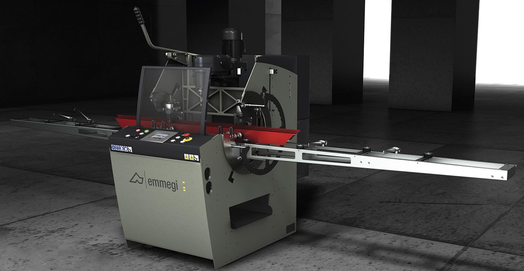 Emmegi Nanomatic 384S