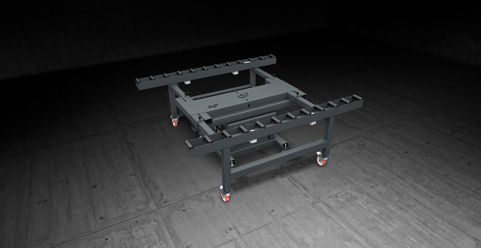 Emmegi Spin Bench