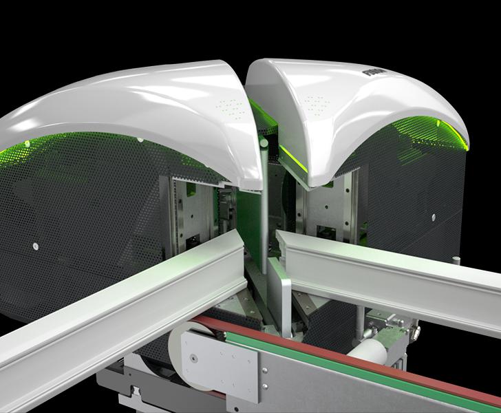 Fusion 4H Digital adjustment system Emmegi
