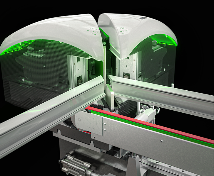 Saldatrici Fusion 4H Sistema a regolazione digitale Emmegi