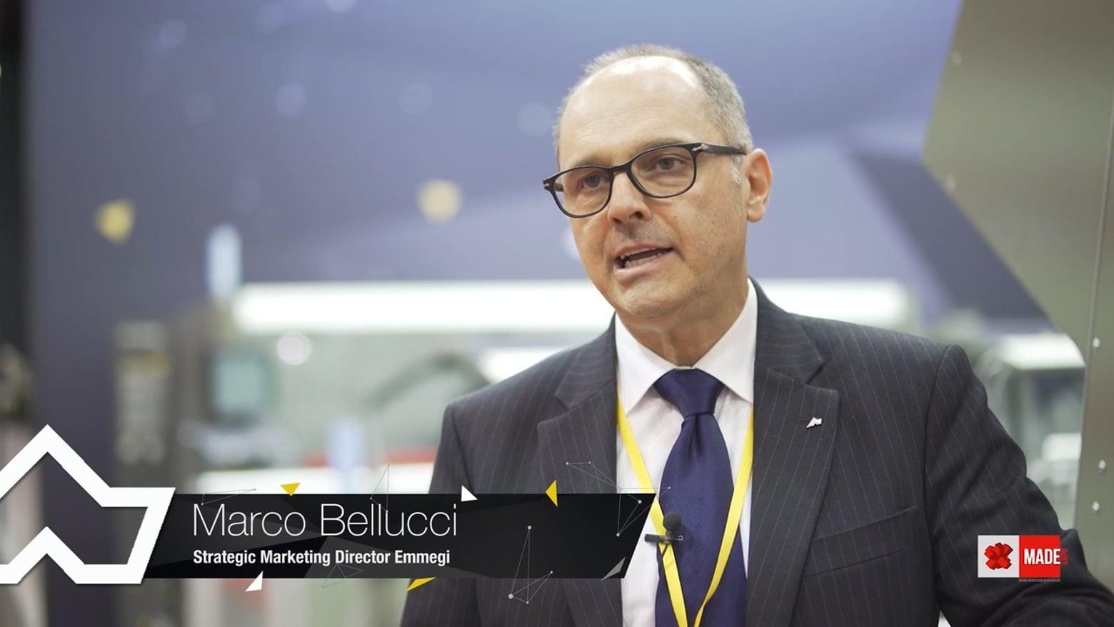 il Made come fiera Internazionale (Marco Bellucci) Emmegi