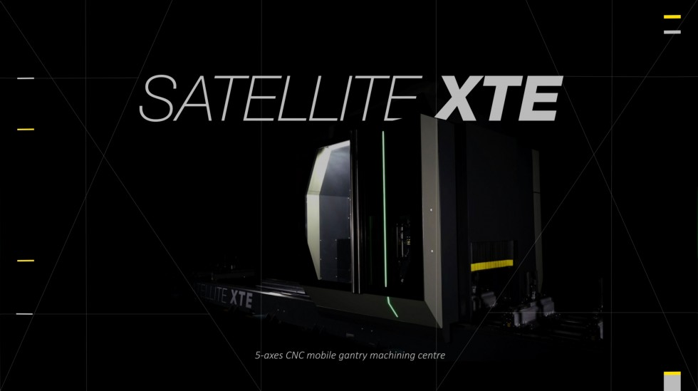 Satellite XTE Emmegi