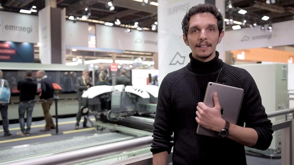 Antonino Potenzano - Design Office - Fusion 4H Emmegi