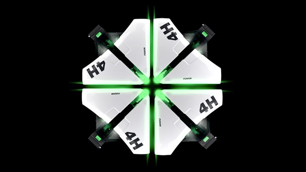 Fusion 4H, REGINA DI DESIGN Emmegi