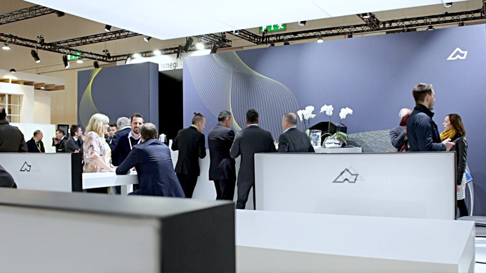 Made Expo 2019 - Stand Overview Emmegi