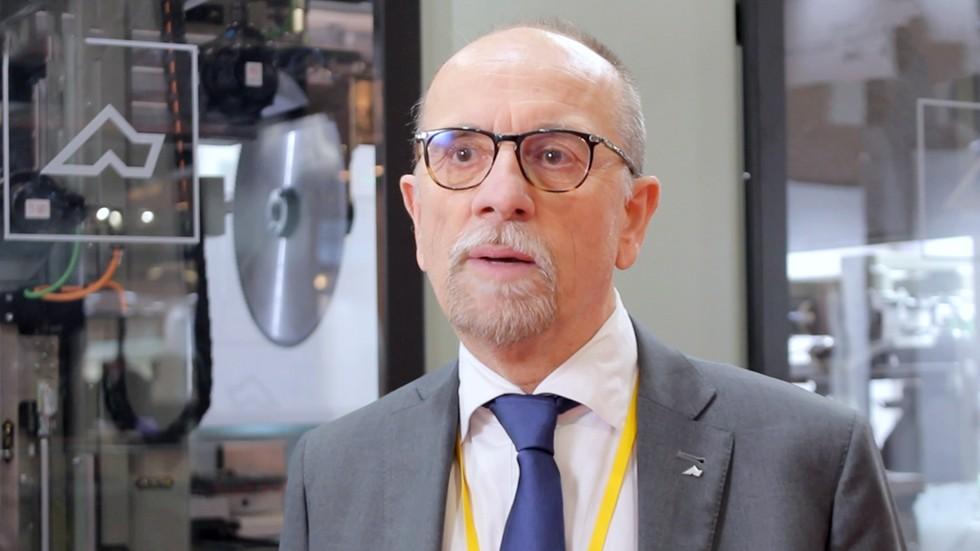 Stefano Benucci - Italy Sales Director Emmegi