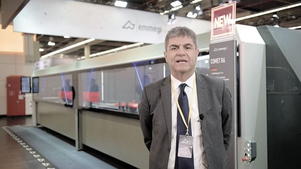 Piero Valentini - General Manager Emmegi Emmegi